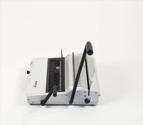 Combi S Plastic Comb Binding Machine by Renz image 2