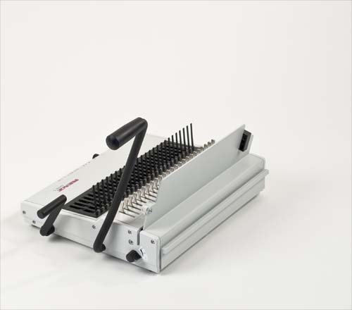 Combi S Plastic Comb Binding Machine by Renz image 3