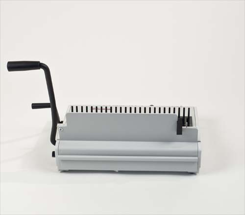 Combi S Plastic Comb Binding Machine by Renz image 4