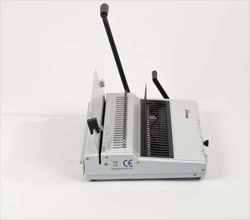 Combi S Plastic Comb Binding Machine by Renz image 6