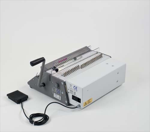 ECO 360 Comfort 2:1 Pitch Electric Wire Binding Machine by Renz image 3