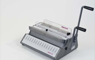 ECO S 360 2:1 Pitch Manual Wire Binding Machine by Renz image 1
