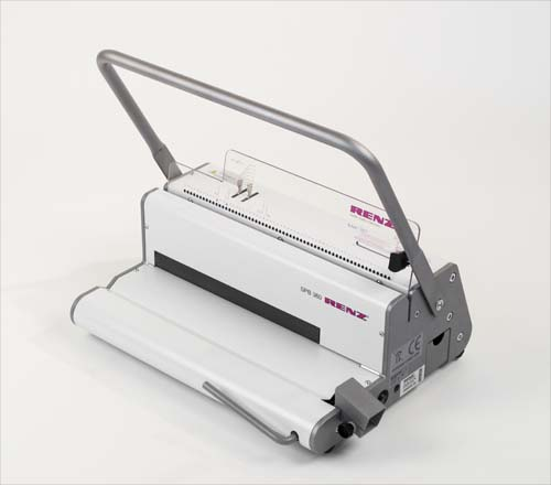 SPB 360 Coil Binding Machine by Renz image 2