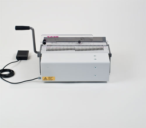 SRW 360 Comfort 3:1 Pitch Electric Wire Binding Machine by Renz image 3
