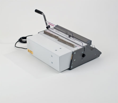 SRW 360 Comfort 3:1 Pitch Electric Wire Binding Machine by Renz image 4