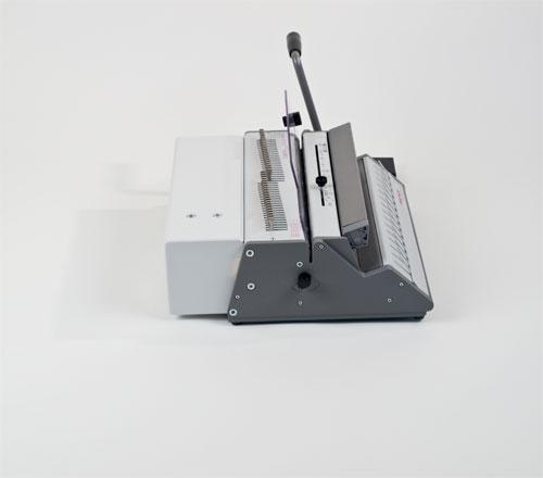 SRW 360 Comfort 3:1 Pitch Electric Wire Binding Machine by Renz image 5