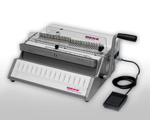 Renz SRW 360 comfortplus Binding Machine
