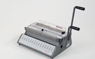 SRW 360 3:1 Pitch Manual Wire Binding Machine by Renz image 1