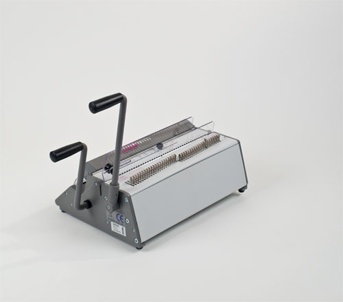 SRW 360 3:1 Pitch Manual Wire Binding Machine by Renz image 3