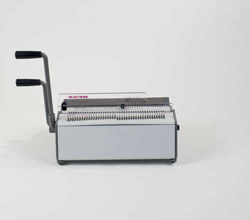 SRW 360 3:1 Pitch Manual Wire Binding Machine by Renz image 4