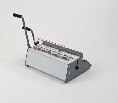 SRW 360 3:1 Pitch Manual Wire Binding Machine by Renz image 5