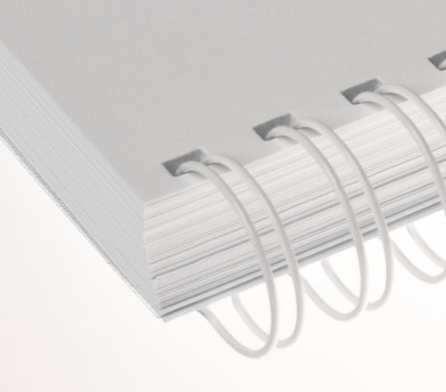 Ring Wire Elements - White