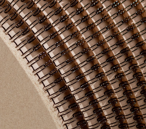 Ring Wire Spool - Black