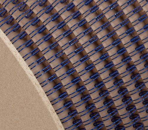 Ring Wire Spool - Blue