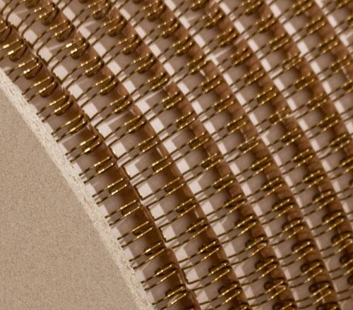 Ring Wire Spool - Bronze