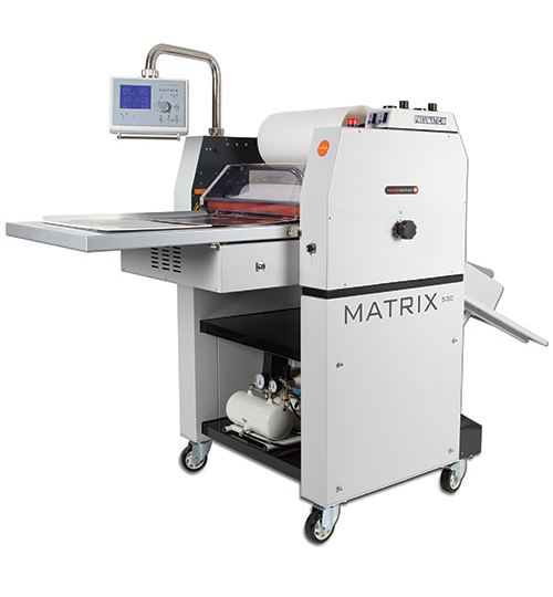 Vivid Matrix MX-530P Laminating System