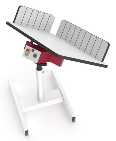 STAGO PR-43S Automatic Paper Jogger image