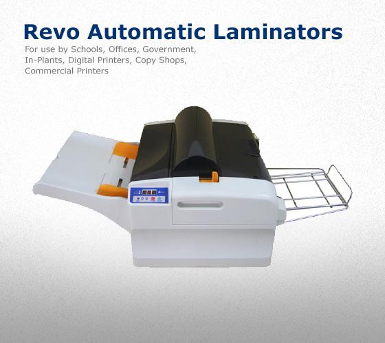 LAMI Revo Automatic Laminators